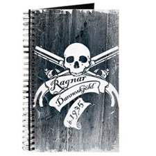 Ragnar Danneskjöld (Distressed) Journal