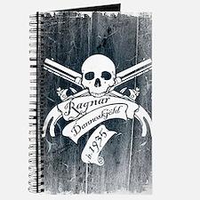Ragnar Danneskjöld (Distressed) Journal