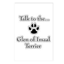 Imaal Talk Postcards (Package of 8)