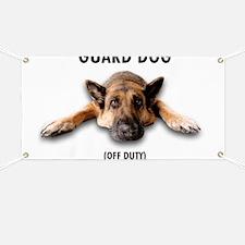 Guard Dog Banner