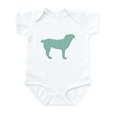 Paisley Entlebucher Infant Bodysuit
