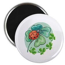 Lucky Ladybug Magnet