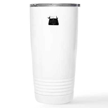 Original blog2-white Stainless Steel Travel Mug