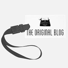 Original blog2 Luggage Tag