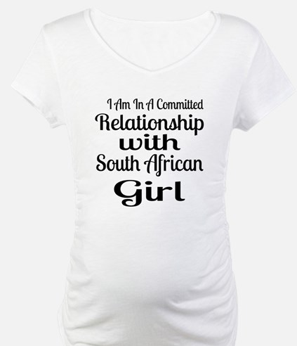 I Am In Relationship With South Shirt