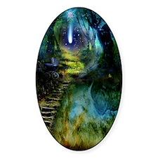 Mystical Entry Decal