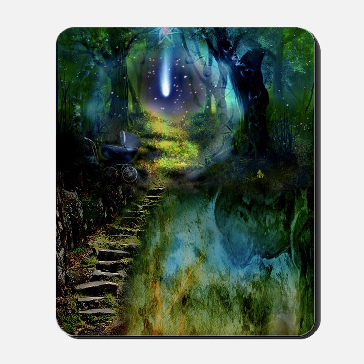 Mystical Entry Mousepad