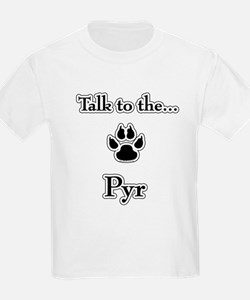 PYR Talk Kids T-Shirt