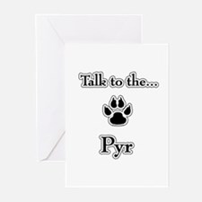 PYR Talk Greeting Cards (Pk of 10)