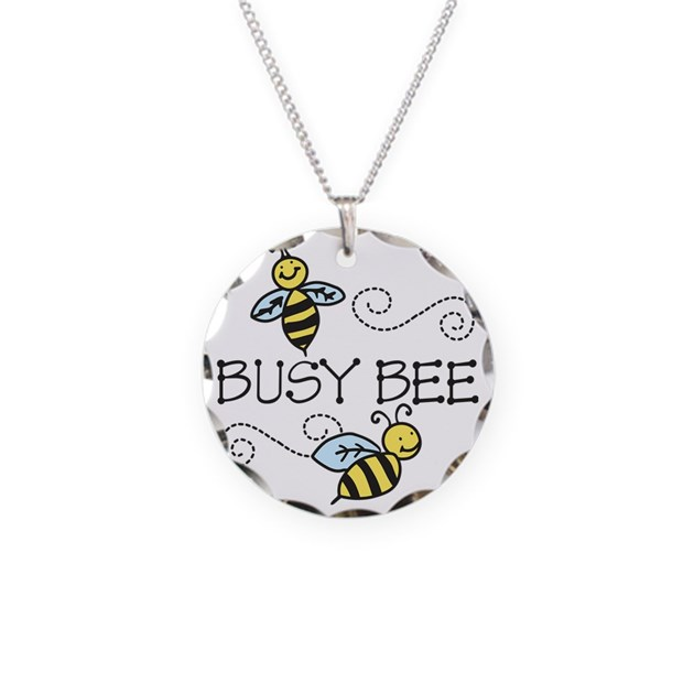 busy bees necklace by admin cp71974099