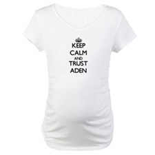 Keep Calm and TRUST Aden Shirt