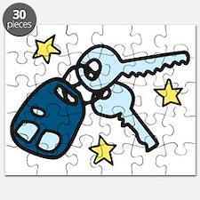 Car Keys Puzzle