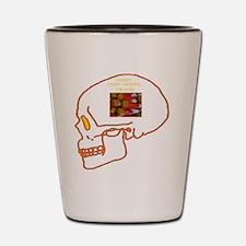 Gimmee Skull Shot Glass