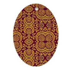 iTOUCH2 Oval Ornament