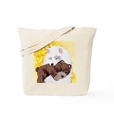 teddyyellow Tote Bag