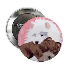 """teddypink 2.25"""" Button"""