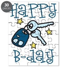 Happy B-day Puzzle