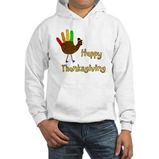 Hand Turkey Hoodie