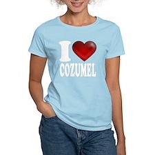 I Heart Cozumel T-Shirt