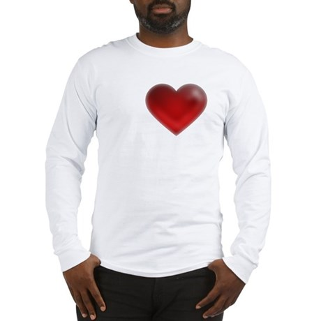 I Heart Curacao Long Sleeve T-Shirt