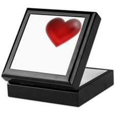 I Heart Curacao Keepsake Box