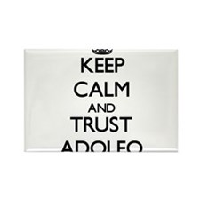 Keep Calm and TRUST Adolfo Magnets