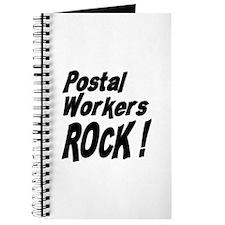 Postal Workers Rock ! Journal