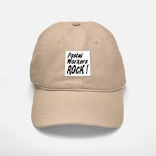Postal Workers Rock ! Baseball Baseball Cap