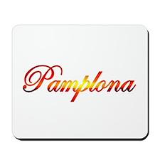Pamplona, Spain Mousepad