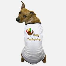Hand Turkey Dog T-Shirt