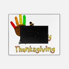 Hand Turkey Picture Frame