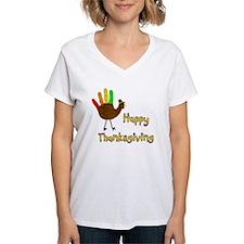 Hand Turkey Shirt