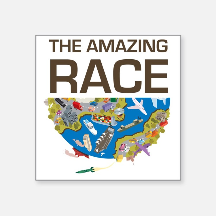 The amazing race hobbies gift ideas the amazing race for Amazing race car wall decals