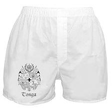 The Coat of Arms - Sila o Tonga Boxer Shorts