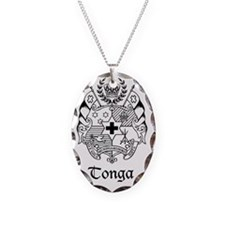 The Coat of Arms - Sila o Tong Necklace Oval Charm