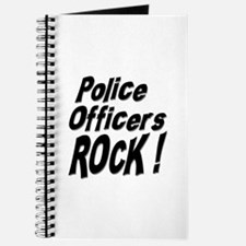 Police Officers Rock ! Journal