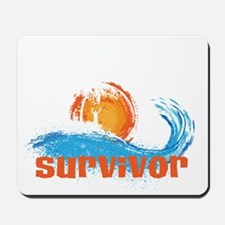 Survivor Sunset Mousepad