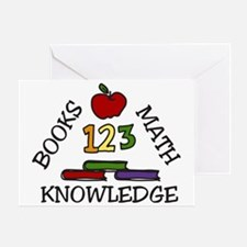 Knowledge Greeting Card
