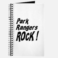 Park Rangers Rock ! Journal