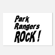 Park Rangers Rock ! Postcards (Package of 8)