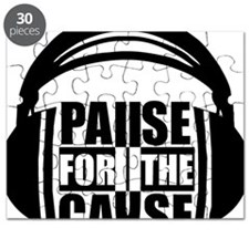 Band Logo With Headphones Puzzle