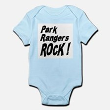 Park Rangers Rock ! Infant Bodysuit