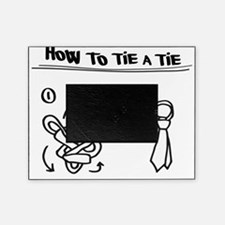How to tie a tie Picture Frame