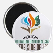 UU On the Side of Love Magnet