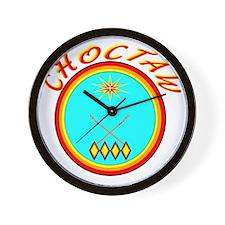 CHOCTAW Wall Clock