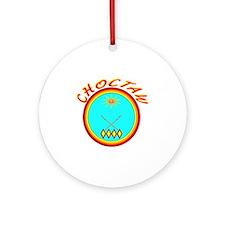 CHOCTAW Round Ornament