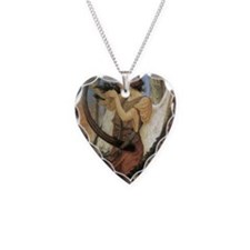 Titanias Awakening Necklace Heart Charm