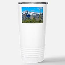 Superstition Peak Snow Travel Mug
