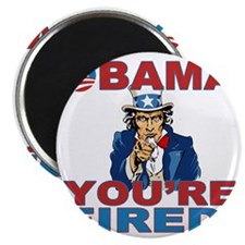 obama your fired Magnet
