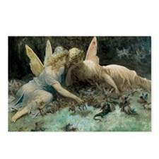 The Fairies Postcards (Package of 8)
